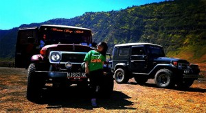 Jasa Sewa Jeep Bromo Murah