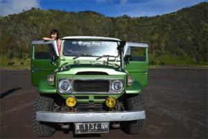 Sewa Jeep Bromo dari Sukapura